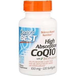 Doctor's Best 高吸收率CoQ10