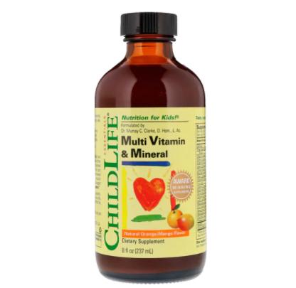 复合维生素&矿物质营养液