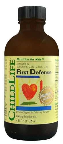 第一预防液