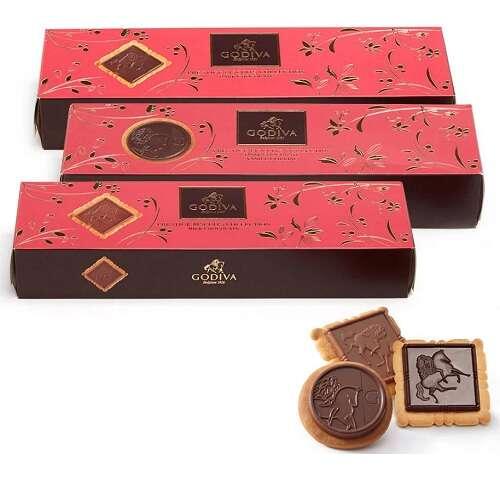 什锦巧克力饼干