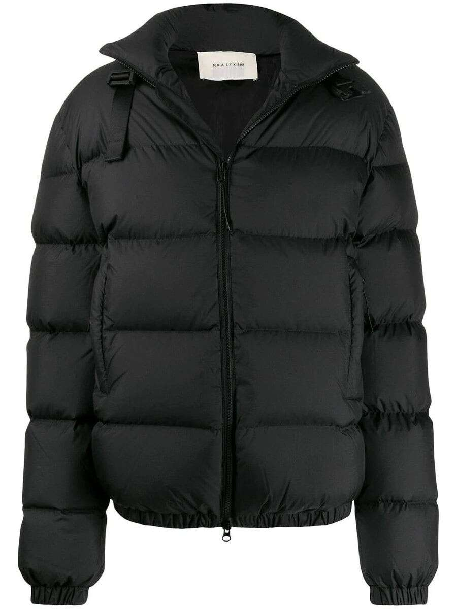 ALYX Black Puffer Jacket