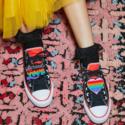 怪奇物语小11同款!Converse 英国官网:精选 Millie Bobby Brown x Converse 联名款 帆布鞋