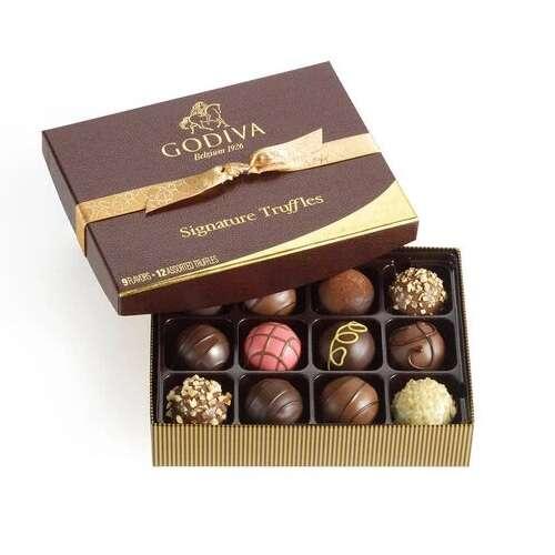 巧克力松露礼盒