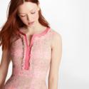 Brooks Brothers 花呢格纹连衣裙